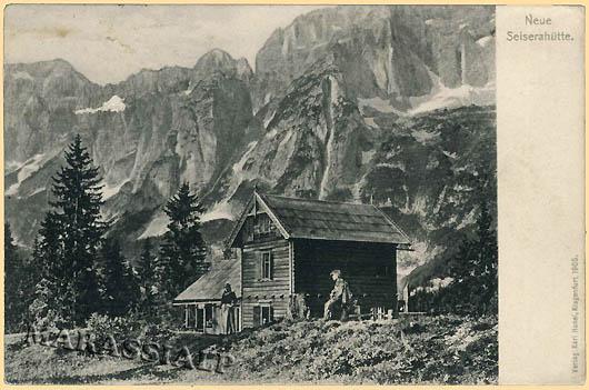 Seisera Hütte